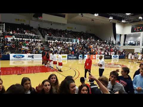 Crossroads Starters & Reserves announce before CIF Championship 2018