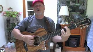 928 - Speedy Gonzales - acoustic cover of Pat Boone with chords and lyrics