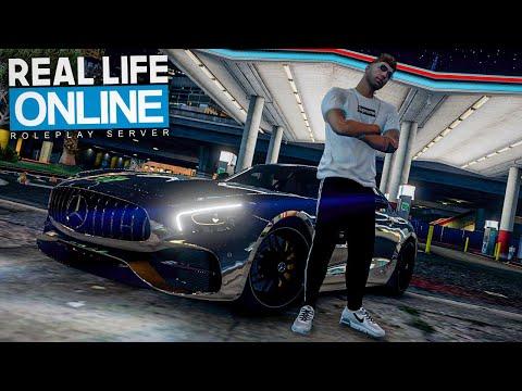 ICH habe ein DATE! - GTA 5 Real Life Online