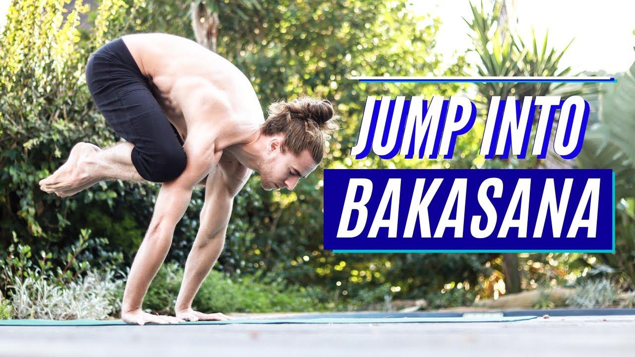 Bakasana Jump