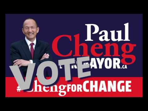PAUL CHENG Works for Us!