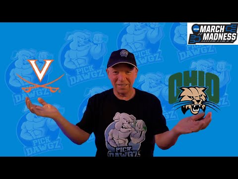 Virginia vs Ohio 3/20/21 Free College Basketball Pick and Prediction NCAA Tournament