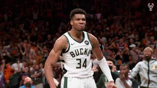 Inside The Valley Oop With Giannis Antetokounmpo & Jrue Holiday   NBA Finals Game 5 Winner