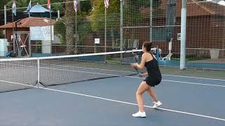 Shiran Arol Wiegand Tennis Recruitment Video 2019