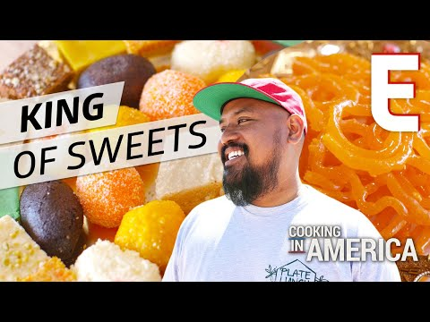 Making Indian Sweets From Scratch at Raja Sweets — Cooking in America