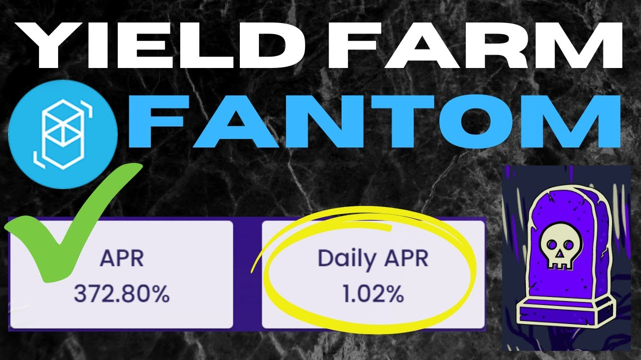 How to Make 372% APY DeFi on Steroids – Yield Farming on Tomb Finance