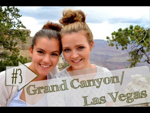 My life as Freda   Las Vegas   Grand Canyon   Vacation with Agnes   USA