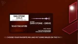 TLT032 Dan Stone - DRIVE (incl Stoneface & Terminal Remix)