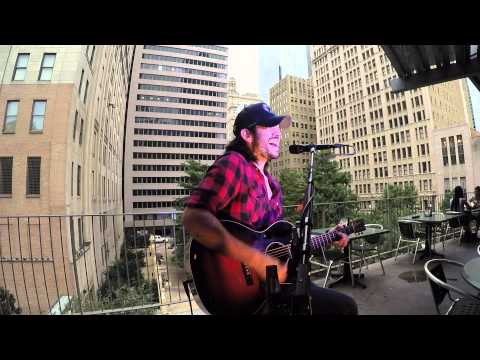 Watching Airplanes - Gary Allan cover by Tyler Hammond