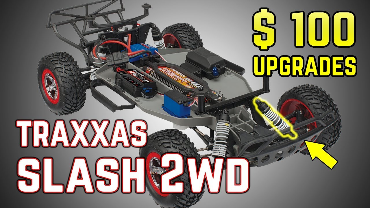 Top Cost Effective Upgrades For Traxxas Slash 2wd Best Sellers For 2018 Youtube