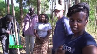 CIFOR DG Robert Nasi visits Mau Forest, Kenya