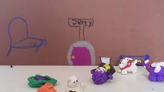 170924 Geburtstag Surja Tom and Jerry -  Das magische Portal 2