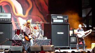 "Seether ""Country Song""  Uproar Festival, Scranton, PA 8/27/11 live concert"