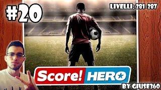 Cambio squadra! torniamo in italia! - score hero #20 [by giuse360]