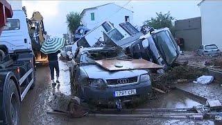 Se eleva a ocho el número de muertos en Mallorca a causa de las fuertes lluvias