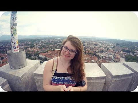 LJUBLJANA IN A DAY | Slovenia (Travel Vlog 333)