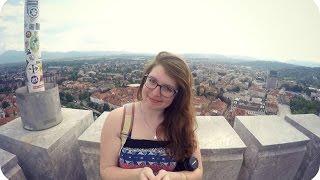 LJUBLJANA IN A DAY | Slovenia (Travel Vlog 333)