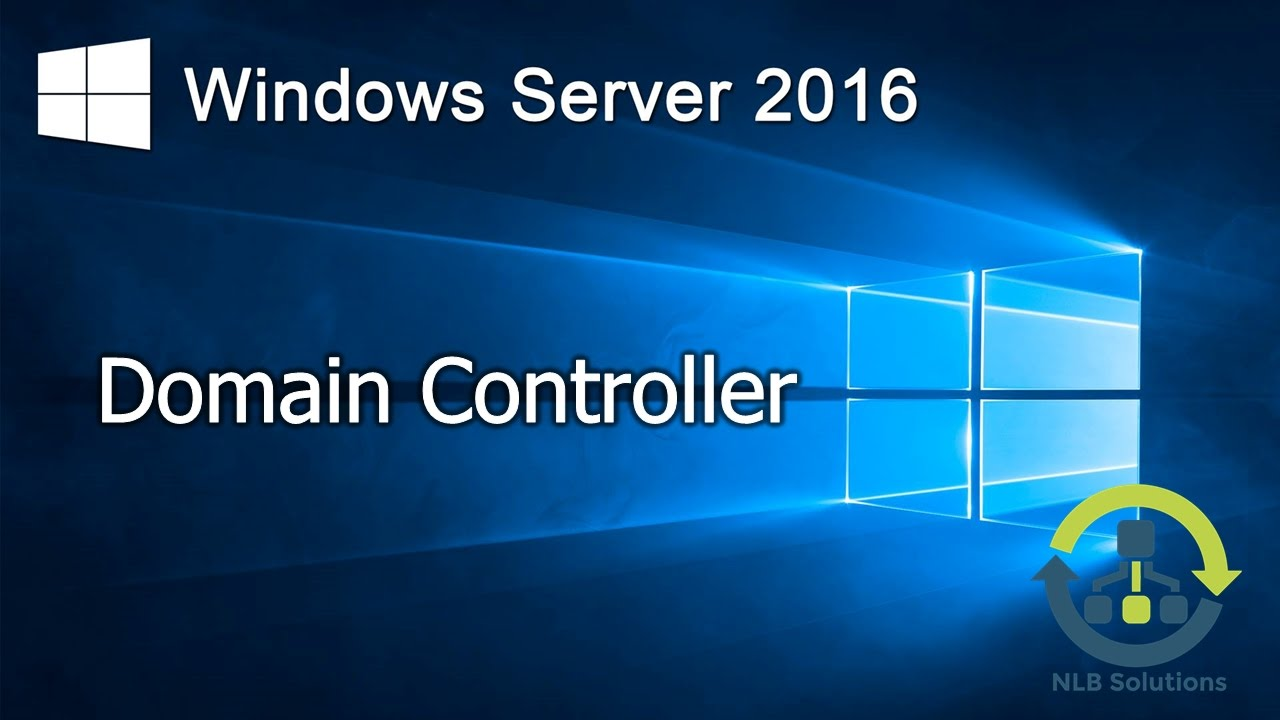02 How To Promote A Domain Controller In Windows Server