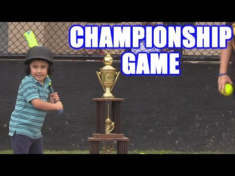 INCREDIBLE CHAMPIONSHIP GAME! | Offseason Softball Series