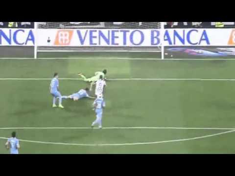 Leonardo Bonucci Goal   Juventus vs Lazio 2 0  Serie A  2015