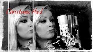 Christmas Haul Thumbnail