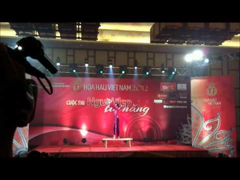 Nguyễn Thị Xuân Trang - Thi tài năng Hoa Hậu Việt Nam 2012