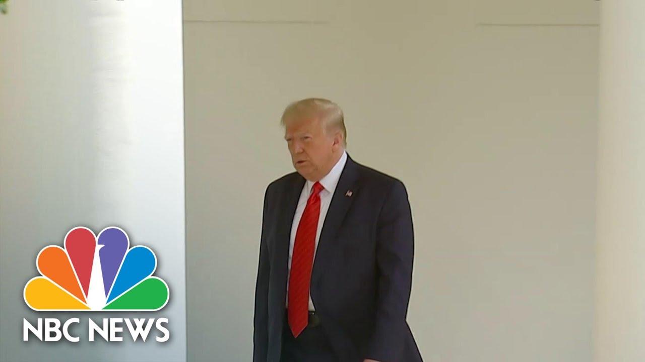Coronavirus Surges In Oklahoma Ahead Of Trump's Tulsa Rally | NBC Nightly News