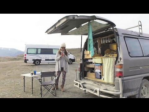 6234175c5a French girl builds camper van and travels New Zealand - Meet Audrey Rambaud