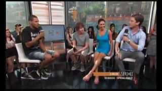 Munro, Alicia, and Justin drop by NML to talk about the Degrassi pr...