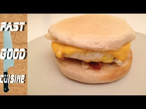 comment-faire-l'egg-mcmuffin-de-mcdo-|-fastgoodcuisine