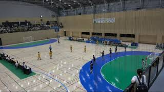 2018IH 女子ハンドボール 1回戦 四日市商(三重県) 対 佐世保商(長崎県)