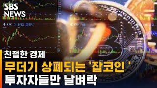 잡코인 잇단 '상폐'…투자자들만 날벼락 / SBS / …