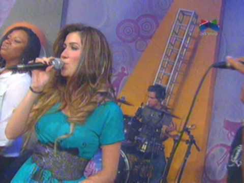 Banda Canal da Graça - Música: Anjo Guardião - Ao Vivo no Programa Point 21 - TV Século 21 ASJ