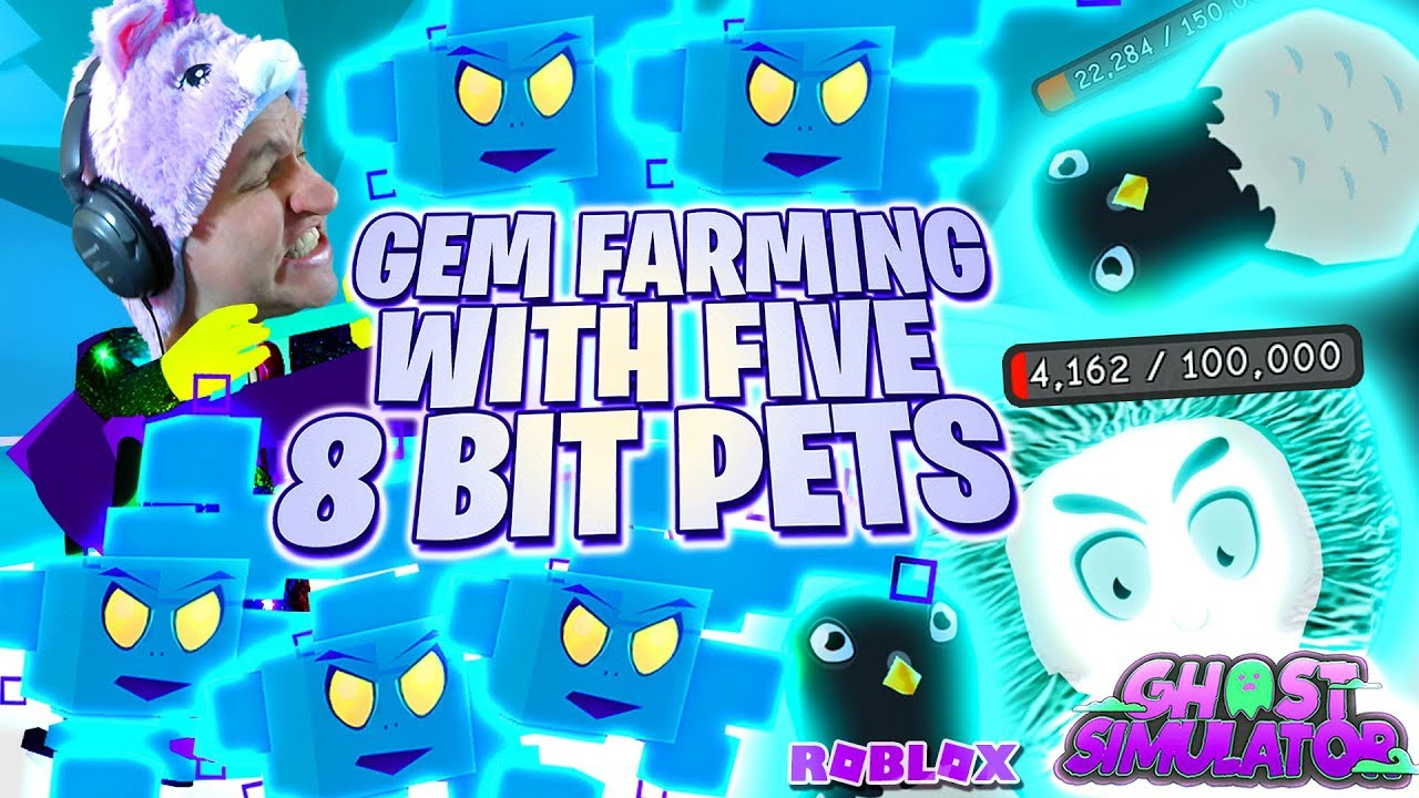 Steam Community Video Five 8 Bit Pets Fast Gem Farming