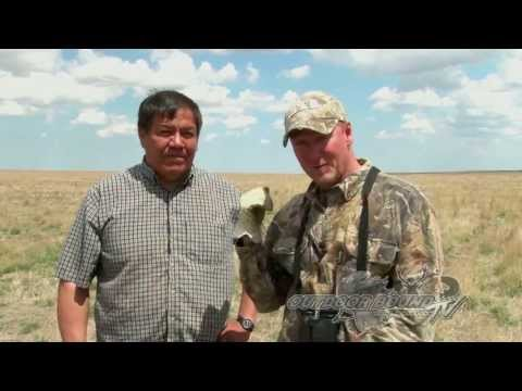 Outdoor Bound TV Episode 34 South Dakota Buffalo