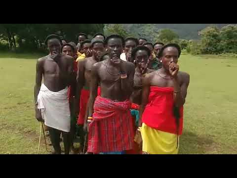 Samburu circumcision song-initiaton song