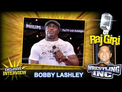 Bobby Lashley Talks Working With Donald Trump At WrestleMania 23
