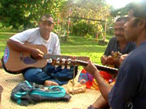 Fijian song and Lyrics - Ko kaya niko sa lako
