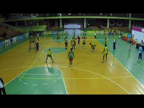 National Volleyball League: Thunderbolts VS Warriors 10 Mar 2018