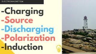 2. Charge  & Matter (Hindi)