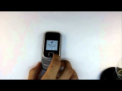 Nokia 2330. Испытание на повышенную температуру