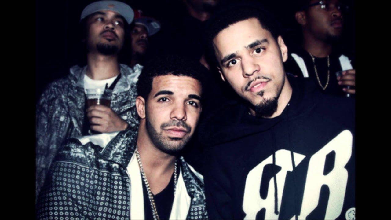 J Cole Eyebrows Vs Drakes Drake x J Cole Type Be...