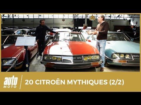 100 ans de Citroën : nos 20 modèles mythiques (2/2)