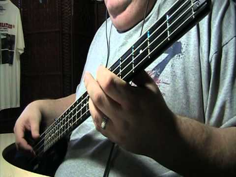 Carrie Underwood Before He Cheats Bass Cover with Notes & Tablature ...