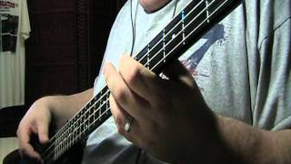 Carrie Underwood Before He Cheats Bass Cover with Notes & Tablature