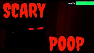 SCARY POOP | ROBLOX | NORMAL ELEVATOR | KID GAMING