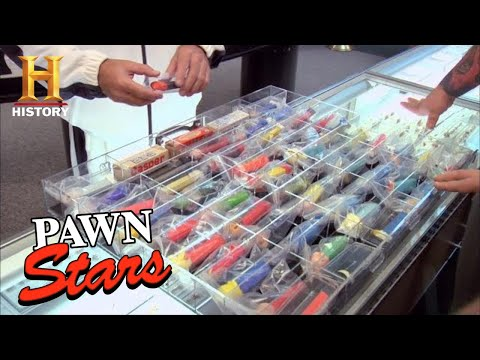 Pawn Stars: 10 EPIC & EXPENSIVE COLLECTIONS (Mega-Compilation) | History