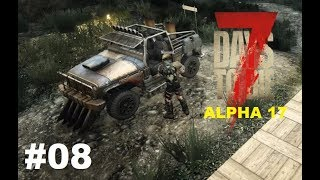 7 Days to Die – lauter besuch – Gameplay Deutsch #08