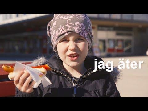 Tiếng Thụy Điển bài 4: Các hoạt động cơ bản