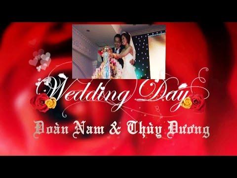 Tiệc cưới Nam Dương 16-09-2016
